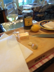fish piccata ingredients