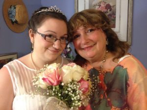 Mom and Bride